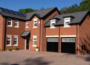 "Thumbnail 5 bed detached house for sale in ""The Hilliard "" at Park Lane, Maghull, Liverpool"