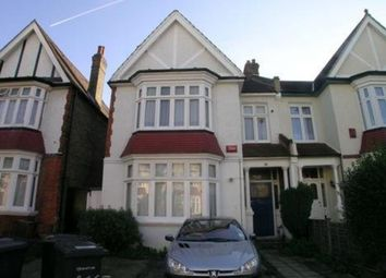 Thumbnail 1 bed flat to rent in Arran Road, London