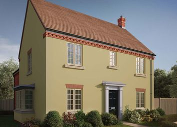 "4 bed detached house for sale in ""The Claremont"" at Central Avenue, Brampton, Huntingdon PE28"