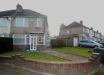 Thumbnail 3 bed semi-detached house for sale in Mickleover Road, Ward End, Birmingham