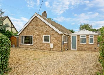 Thumbnail 3 bedroom detached house for sale in Breach Road, Grafham, Huntingdon