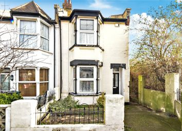 Thumbnail 2 bed end terrace house for sale in Stanhope Road, Swanscombe, Kent