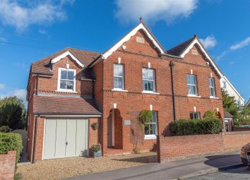 4 bed semi-detached house for sale in Victoria Road, Wargrave, Reading RG10