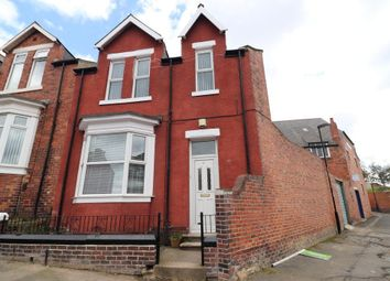 Thumbnail 3 bed end terrace house to rent in Fox Street, Thornhill, Sunderland