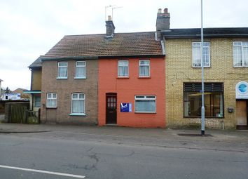 Thumbnail 2 bedroom terraced house to rent in High Street, Chesterton, Cambridge