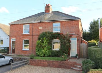 Thumbnail 3 bed semi-detached house for sale in Petersfield Road, Ropley, Alresford