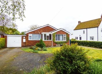 Thumbnail 3 bed bungalow for sale in Mill Lane, Osgodby, Lincolnshire
