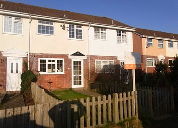 Thumbnail 2 bed terraced house to rent in Hodges Walk, Torrington