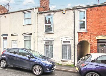 Thumbnail 3 bed terraced house for sale in St. Hugh Street, Lincoln
