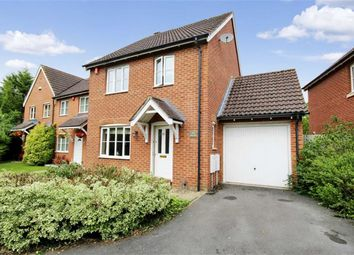 Thumbnail 3 bed detached house for sale in Wynwards Road, Abbey Meads, Swindon