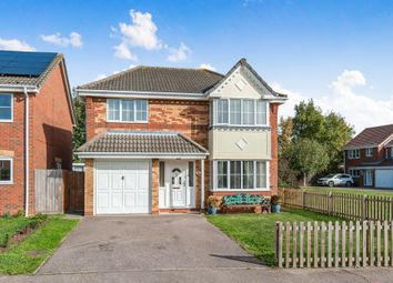 Thumbnail 4 bed detached house for sale in Crown Mill, Elmswell, Bury St. Edmunds