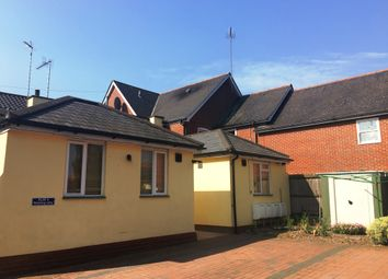 Thumbnail 1 bed semi-detached bungalow to rent in Kings Road, Bury St. Edmunds