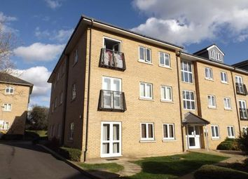 Thumbnail 3 bed flat for sale in Clarendon Way, Colchester, Essex