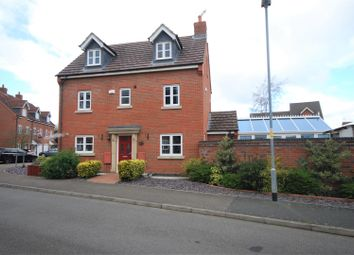 Thumbnail 5 bedroom detached house for sale in Livingstone Drive, Spalding