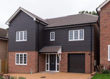 Thumbnail 4 bed detached house for sale in Doverfield, Goffs Oak, Waltham Cross