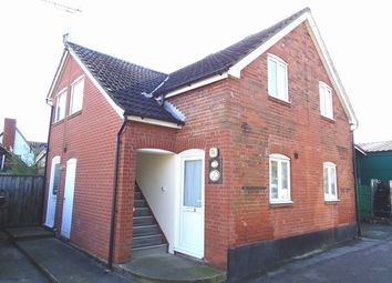 Thumbnail 1 bed flat to rent in Henry Abbott Mews, Great Back Lane, Debenham, Stowmarket, Suffolk