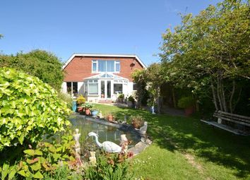 Thumbnail 3 bed detached house for sale in The Strand, Ferring, Worthing
