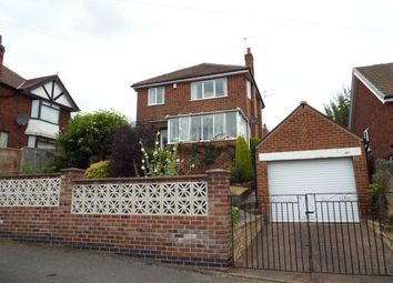 Thumbnail 3 bed detached house for sale in Catterley Hill Road, Bakersfield, Nottingham