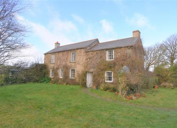 Thumbnail 3 bed cottage for sale in Higher Tretharrup, Lanner, Redruth