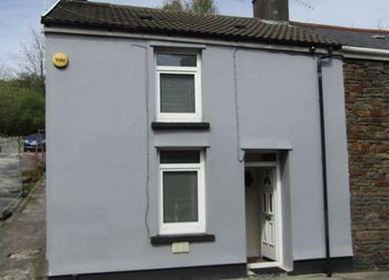 Thumbnail 2 bedroom end terrace house for sale in Brynmair Road, Aberdare