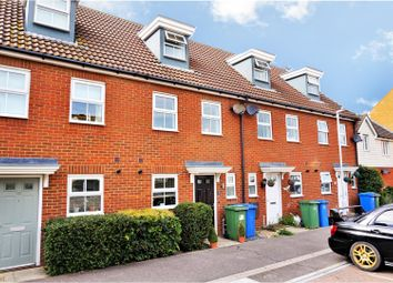 Thumbnail 3 bed terraced house for sale in Brambles Close, Minster On Sea