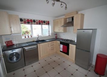 Thumbnail 2 bedroom terraced house to rent in Pearson Close, Eynesbury, St. Neots, Cambridgeshire