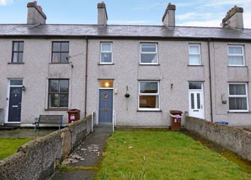 Thumbnail 3 bed terraced house for sale in Coetmor Terrace, Bethesda, Bangor