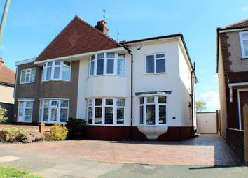 Thumbnail 5 bed semi-detached house for sale in Abbey Hill Road, Sidcup