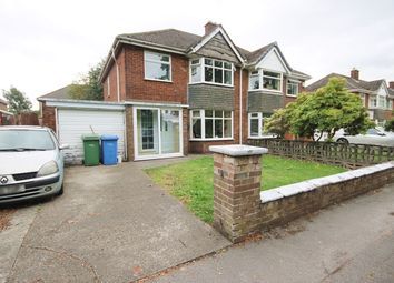 Thumbnail 3 bed semi-detached house for sale in Winwick Road, Warrington