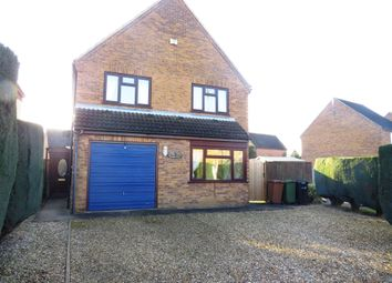 Thumbnail 4 bed detached house for sale in Wistaria Road, Wisbech