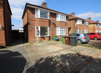 Thumbnail 2 bedroom semi-detached house to rent in Bullhead Road, Borehamwood