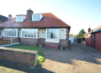 Thumbnail 3 bed semi-detached bungalow for sale in Melbreck Road, Allerton, Liverpool