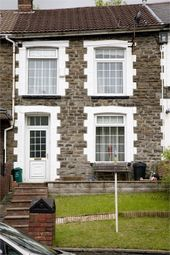 Thumbnail 3 bed terraced house for sale in Partridge Road, Tonypandy, Mid Glamorgan