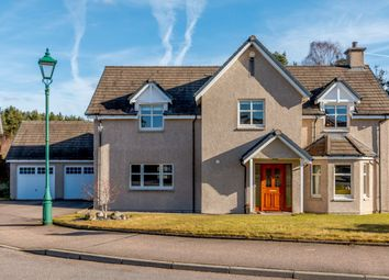 Thumbnail 5 bed detached house for sale in Chestnut Park, Banchory, Aberdeenshire