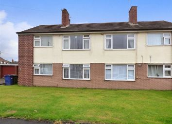 Thumbnail 1 bed flat for sale in Walhouse Street, Cannock, Staffordshire