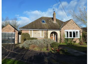 Thumbnail 3 bed detached bungalow for sale in Manor Orchard, Staplegrove Village, Taunton