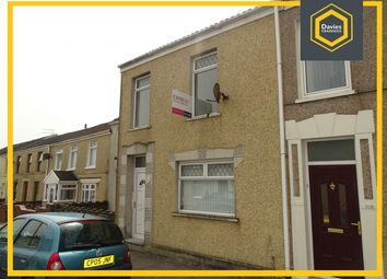 Thumbnail 3 bed terraced house for sale in Ropewalk Road, Llanelli