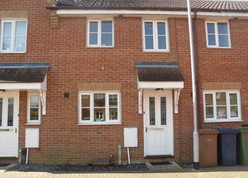 Thumbnail 2 bedroom terraced house for sale in Burdett Grove, Whittlesey