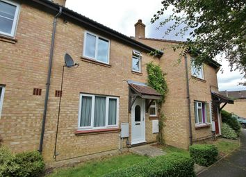 Thumbnail 2 bedroom terraced house for sale in Granta Close, St. Ives, Huntingdon