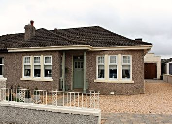 Thumbnail 2 bed bungalow for sale in Greystone Avenue, Glasgow