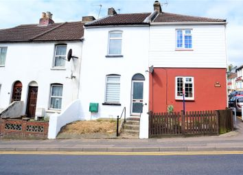 Thumbnail 2 bed property for sale in Bill Street Road, Rochester, Kent