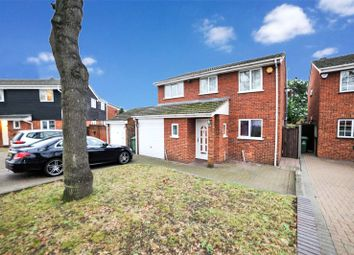Thumbnail 4 bed detached house for sale in Heathdene Drive, Belvedere, Kent