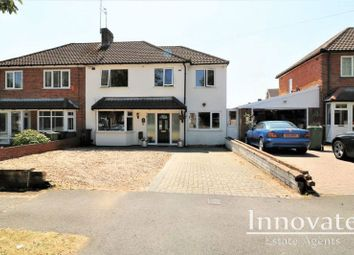 Thumbnail 4 bed semi-detached house for sale in Shenstone Valley Road, Halesowen