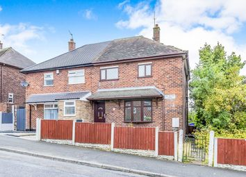 Thumbnail 3 bed semi-detached house for sale in Withington Road, Fegg Hayes, Stoke-On-Trent