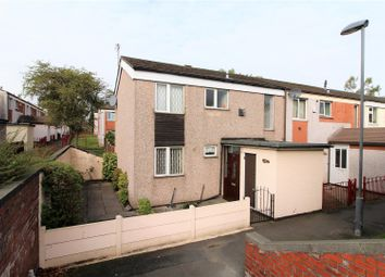 Thumbnail 3 bed end terrace house for sale in The Meadows, Middleton, Manchester