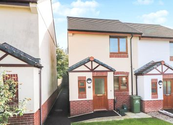 Thumbnail 2 bed end terrace house to rent in Great Oak Meadow, Holsworthy