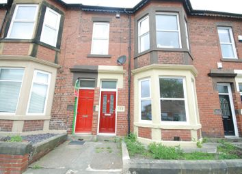 Thumbnail 2 bedroom flat for sale in Audley Road, Gosforth, Newcastle Upon Tyne