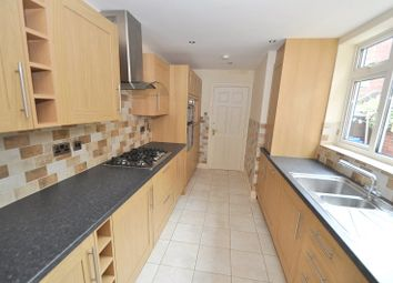 Thumbnail 3 bed semi-detached house to rent in Claridge Road, Hartshill, Stoke-On-Trent