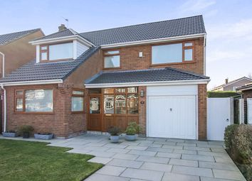 Thumbnail 4 bed detached house for sale in Gorsefield, Formby, Liverpool