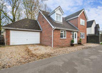 3 bed detached house for sale in Crown Close, Sheering, Bishop's Stortford, Essex CM22